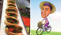 <strong>--- YOU LIKE ROLLS ---</strong> <br><br>Vietnamese Rolls, Cold Rolls and Noodle Salads